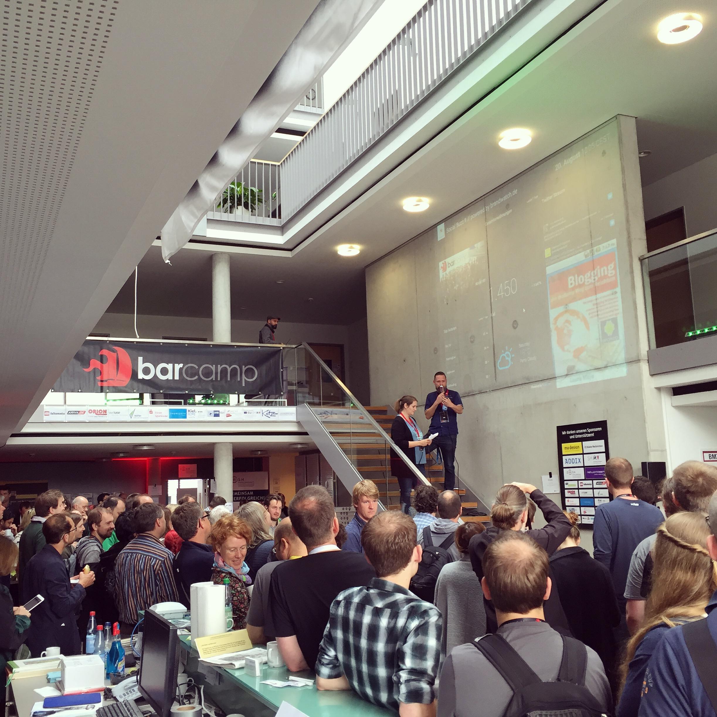 7. Kieler BarCamp #bcki16